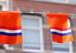 Hollandia ismét ünnepel